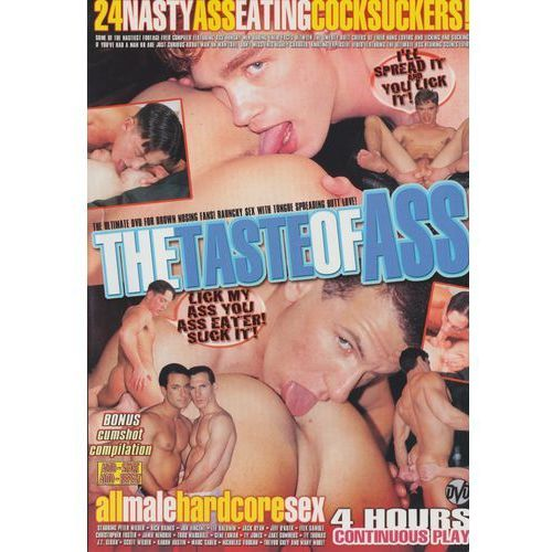 DVD The Taste Of Ass