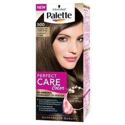 Palette Perfect Care Color, Farba do włosów, 500 Szlachetny jasny brąz