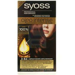 Syoss Oleo Intense Farba do włosów 3-82 subtelny mahoń