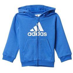Bluza adidas Favourite Full Zip Hoodie Kids AY6004