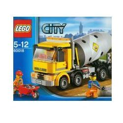 Lego City Betoniarka