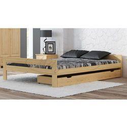 Łóżko drewniane PRIMA 120x200 EKO