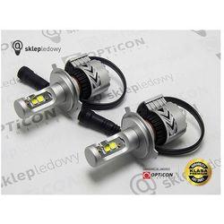 Światła mijania LED HeadLight H4 35W CREE XHP50 12-24V DC 6000lm 6500K - zestaw 2 sztuki