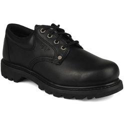 Buty sznurowane Caterpillar Falmouth Męskie Czarne Dostawa 2 do 3 dni