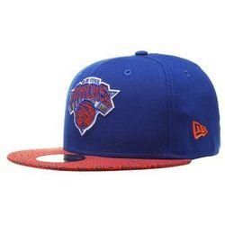 New Era NEW YORK KNICKS Czapka z daszkiem blue