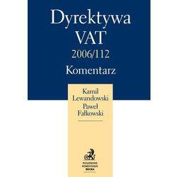 Dyrektywa VAT 2006 112 (opr. twarda)