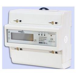 Bemko Licznik zużycia energii elektrycznej 3F 20(100)A BM03B-L