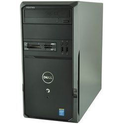 Dell Vostro 3900MT Linux i5-4460/500GB/4GB/DVDRW/Integrated/KB212-B/MS111/3Y NBD