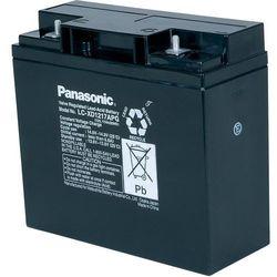 Akumulator żelowy VRLA AGM Panasonic LC-XD1217PG, 12 V, 17 Ah