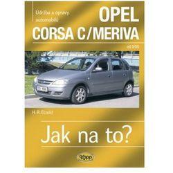 Opel Corsa C/ Meriva od 9/00 Hans-Rüdiger Etzold