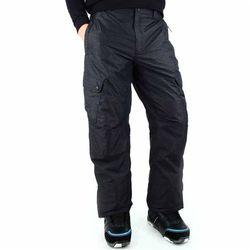 spodnie FUNSTORM - Falbo Dark Black (21)