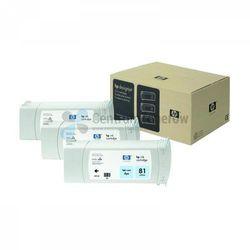 HP oryginalny ink C4934A, No.81, light cyan, 680ml, HP DesignJet 5000, PS, UV, 5500, PS, UV