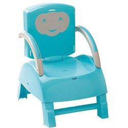 Thermobaby, Krzesełko do karmienia, niebieskie Darmowa dostawa do sklepów SMYK