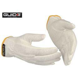 GUIDE 549 Cienkie rękawice robocze nakrapiane PCW rozmiar 8 (223561358)