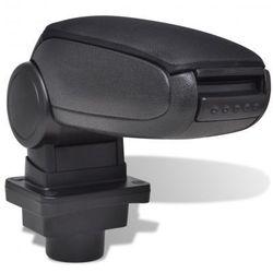 Czarny podłokietnik do samochodu Skoda Fabia MK1 (1999 - 2007) Zapisz się do naszego Newslettera i odbierz voucher 20 PLN na zakupy w VidaXL!
