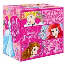 Starpak, Disney Princess, pudełko na biżuterię, 140x90x120 mm Darmowa dostawa do sklepów SMYK