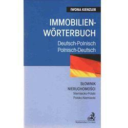 Słownik nieruchomości/Immobilienwörterbuch (opr. twarda)