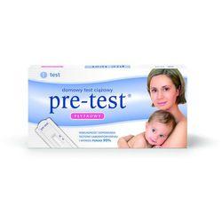 PRE-TEST - płytkowy test ciążowy