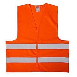 LAHTI PRO Kamizelka ostrzegawcza pomarańczowa rozmiary S- XXXL (ZNALAZŁEŚ TANIEJ - NEGOCJUJ CENĘ !!!)
