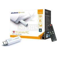 AVERMEDIA TUNER DVB-T USB AVERTV VOLAR HD PRO - 61A835DV00AC