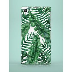 Etui Sony Xperia Z1/Z2/Z3 Palm leaves