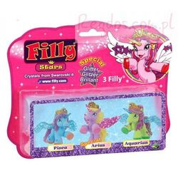 Epee Filly Stars 3pack
