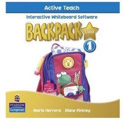 Backpack Gold 1. Oprogramowanie Tablic Interaktywnych
