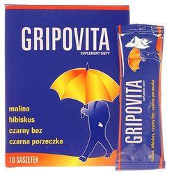 Zdrovit Gripovita 10saszetek