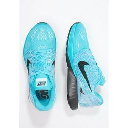 Nike Performance LUNARGLIDE 7 Obuwie do biegania Stabilność gamma blue/black/white
