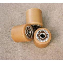 ROLKA metalowo-poliuretanowa do wózka paletowego 80 x 100 mm