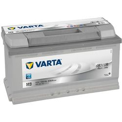 Akumulator VARTA H3 Silver Dynamic 100Ah 830A L-