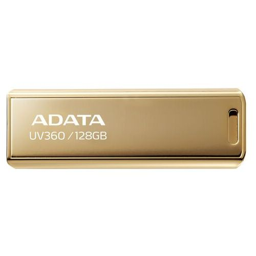 Adata Pendrive UV360 64GB USB3.2 Złoty