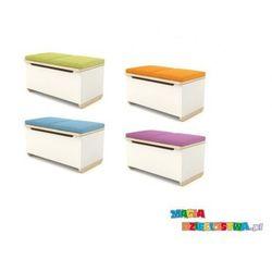 Poduszka siedziskowa na skrzynie Toy Box Timoore Simple + GRATIS