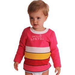 Koszulka do śpiworka Penguinbag rozmiar S różowa
