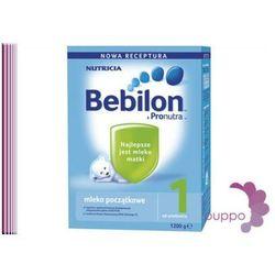 Bebilon 1 z pronutra 1200g Mleko początkowe