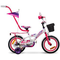 Rower dziecięcy Monteria BMX 14 Girl 2016