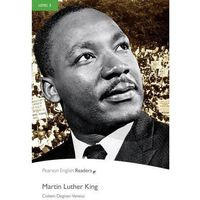 Martin Luther King + MP3. Penguin Readers (opr. miękka)