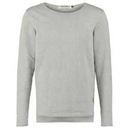 Jack & Jones JJORDREW REGULAR FIT Sweter light grey melange
