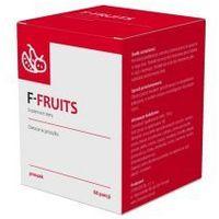 F-FRUITS (60 porcji) owoce w proszku