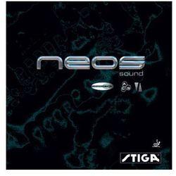 STIGA Neos Sound SynergyTech - Okładzina czerwona - Czerwony