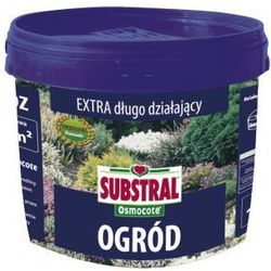 SUBSTRAL Osmocote do OGRODU 15KG