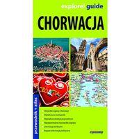 Chorwacja Przewodnik + atlas (opr. miękka)