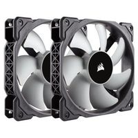 Corsair Air ML120 MAGNETIC 120mm Twin Pack