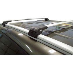 InterPack Quiet 102 Kia Sportage Hyundai ix35 bagażnik na relingi zintegrowane