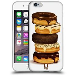 Etui silikonowe na telefon - Doughnuts STACK