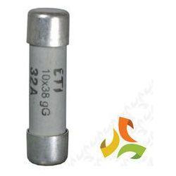 Bezpiecznik, wkładka topikowa cylindryczna CH10x38 gG 10A 002620007 ETI