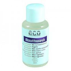 Eco cosmetics Płyn do płukania jamy ustnej z olejkiem z czarnuszki