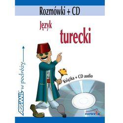 Turecki kieszonkowy w podróży (+ CD) (opr. miękka)