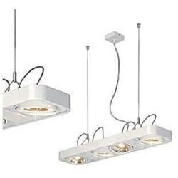 LAMPA wisząca AIXLIGHT R2 LONG 111 159081 Spotline aluminiowa OPRAWA LISTWA biały