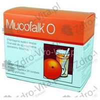 Mucofalk O, (3,25 g/5g),gran.do p.zaw,20sasz